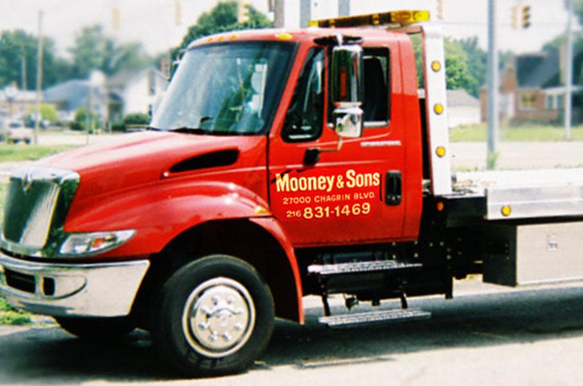 Mooney & Son's Towing | Beachwood, OH